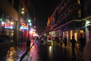 New Orleans Nightclubs Bourbon Street